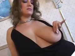 Brunette getting fucked up the ass by two black dudes Shelby