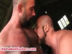 Lezbo grand gets rimmed by aitor crash gay sex
