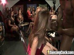 Dancingcock Busty Milfs Orgy