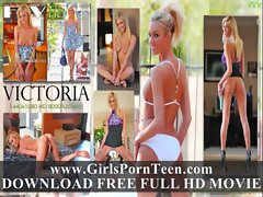 Victoria adorable sexy teen amateur full movies