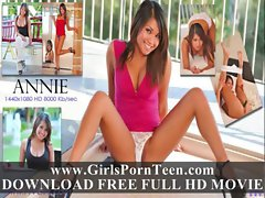 Annie see pussy and tits full movies