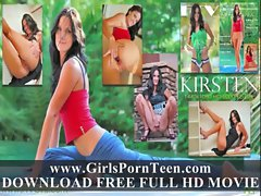 Kirsten amateur sexy tits babes full movies
