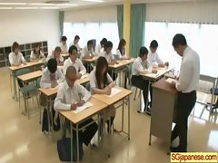 Asian In School Uniform Get Hard Sex video-28