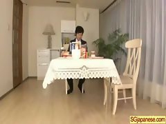 Asian In School Uniform Get Hard Sex video-09