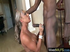 Sexy Busty Milf Like Big Black Cock video-11