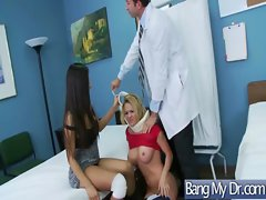 In Doctor Office Pacients Get Hard Sex video-23