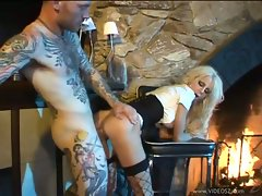 Wild Danielle Derek loves getting fucked hard and rough