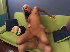 Small titty young whore Christine Alexis getting fucked hard by big dick