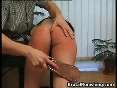 Hard core s and m and brutal punishement part5
