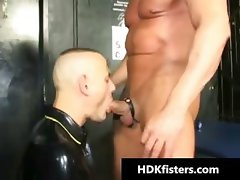 Deep gay ass fisting hardcore porn part2
