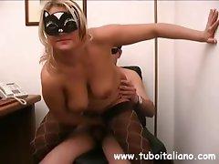 Italian Bigtits Amateur Tettona 2