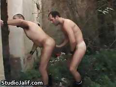 Rovitoni and Eduardo hardcore gay cock part1
