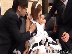 Aya Hasegawa Sweet Japanese girl part3