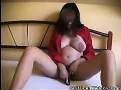 Pregnant Sex & Cum In Pussy