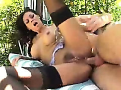 Couple wants to try outdoor anal