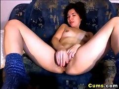 Teen So Horny in the Webcam HD