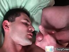 Aiden Morgan super tight anus fuck