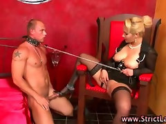 Watch this fetish femdom mistress