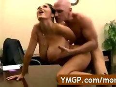 Busty horny MILF get fucked hard - clip05