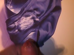 Dirty Panty Cum Tribute For Altaire.