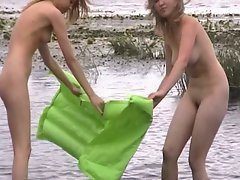 Beach Nudists