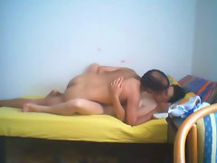 hot turkish couple fuck at home