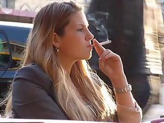 smoking niceblonde 1