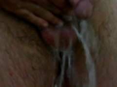 Husband in the shower 1