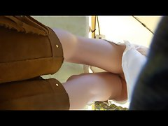 hot teen upskirt