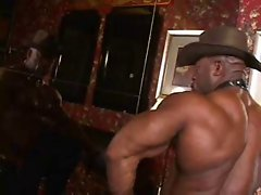 Rodney St Cloud - Ghetto Cowboy Posing