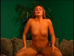 Big dick dude bangs a brunette hottie
