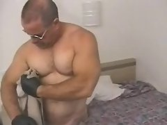Cock Hungry Police sc.1 - bear cop