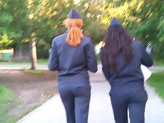 police girls asses