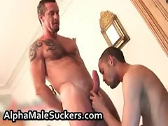 Horny hardcore gay fucking and sucking gay porno