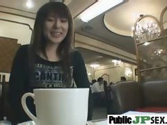 Nasty Asian Girl Get Hard Sex Outdoor clip-07