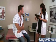In Doctor Office Pacients Get Hard Sex video-03