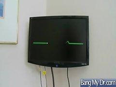 In Doctor Office Pacients Get Hard Sex video-28