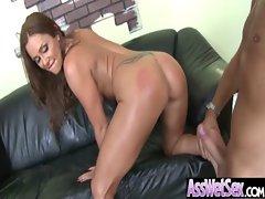 Wet Ass Girl Get Hard Anal Fucked video-31