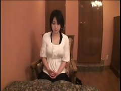 a part time adult job of Japanese amateur girl 1