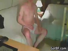 Twink Masturbates And Plays gay sex