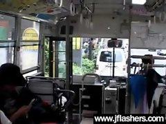 Asian Flashing And Banging Hard video-33