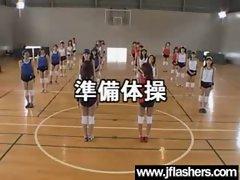 Asian Flashing And Banging Hard video-10