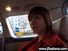 Asian Flashing And Banging Hard video-32