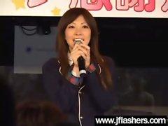 Asian Flashing And Banging Hard video-26