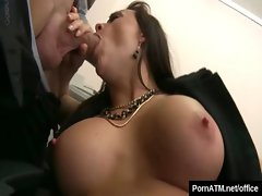 Big Tits at Work - Busty Office Babes Fucked Hard 09