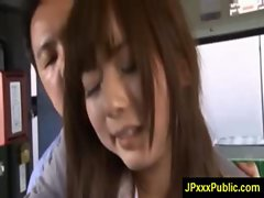 Hot Young Japanese babes Fuck In Public video-21