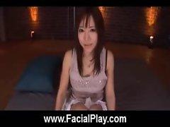 BukkakeNow - Asian sluts love facial cumshots 09