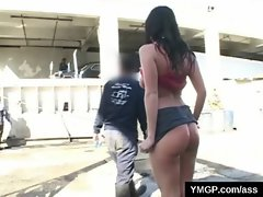 Big Asses In Public- Outdoor Hardcore Fucking 26