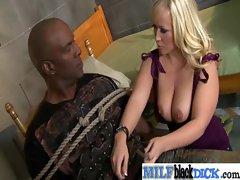 Milf Get Hard Fucked By Black Dick video-06