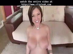 Clair Dames - Big Tits And A Deep Throat Pov